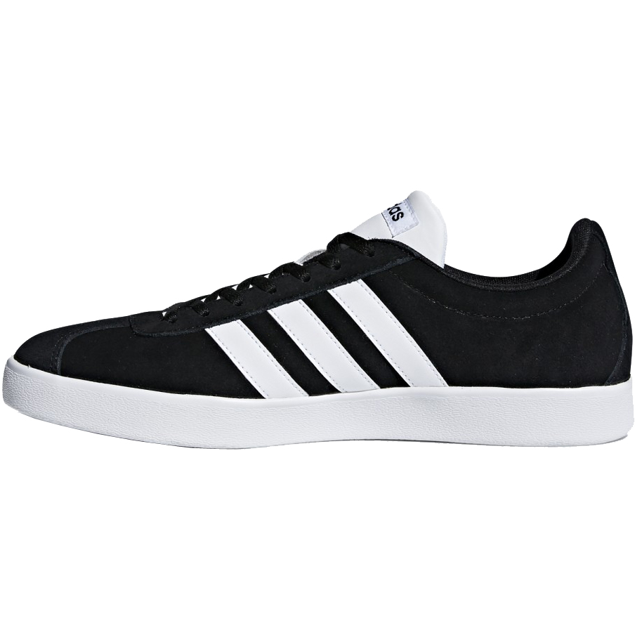 adidas vl court suede trainers