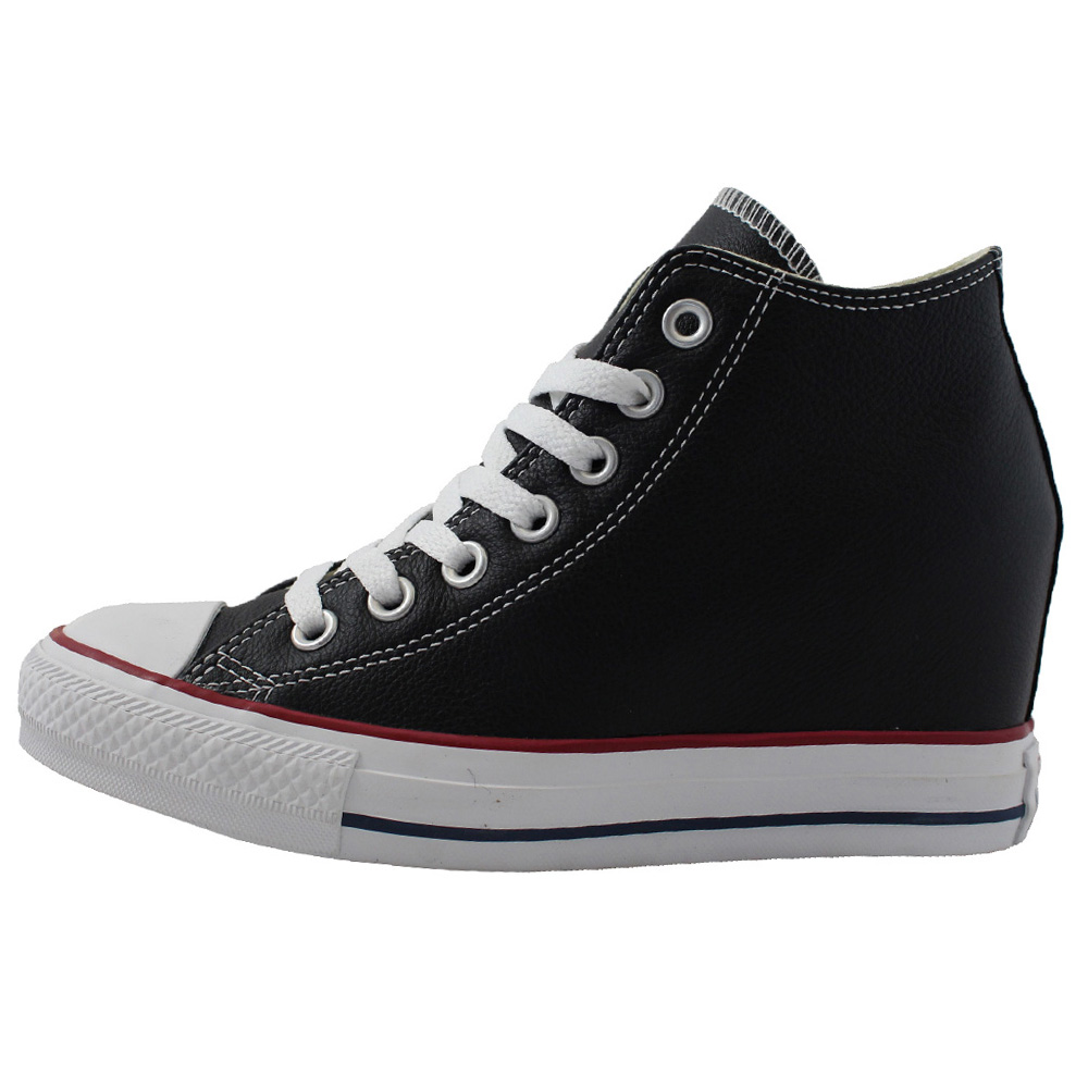 c81baa020896 Converse Womens Chuck Taylor All Star Lux Leather Shoe