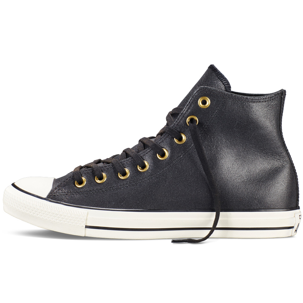 Converse Mens Chuck Taylor All Star Vintage Leather Shoe b8d84383d