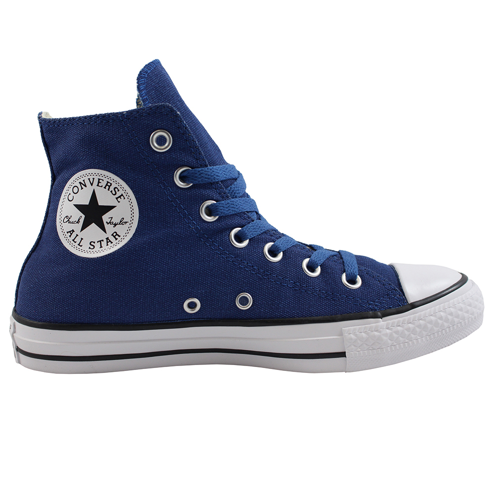 blue converse mens