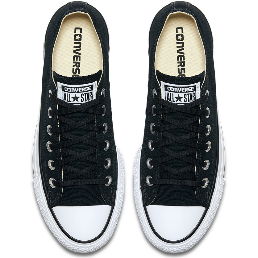 Find great prices on Converse Chuck Taylor All Star Lift Low Top at ... 3a780eb2c