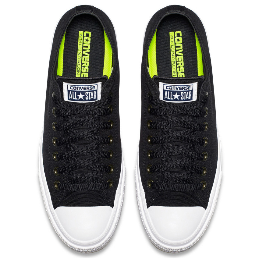 Converse Chuck Taylor II with Lunar insoles are calling my