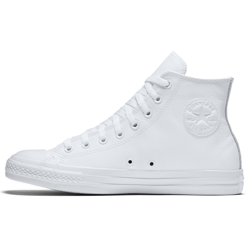 Cheap Black Leather Converse Shoes