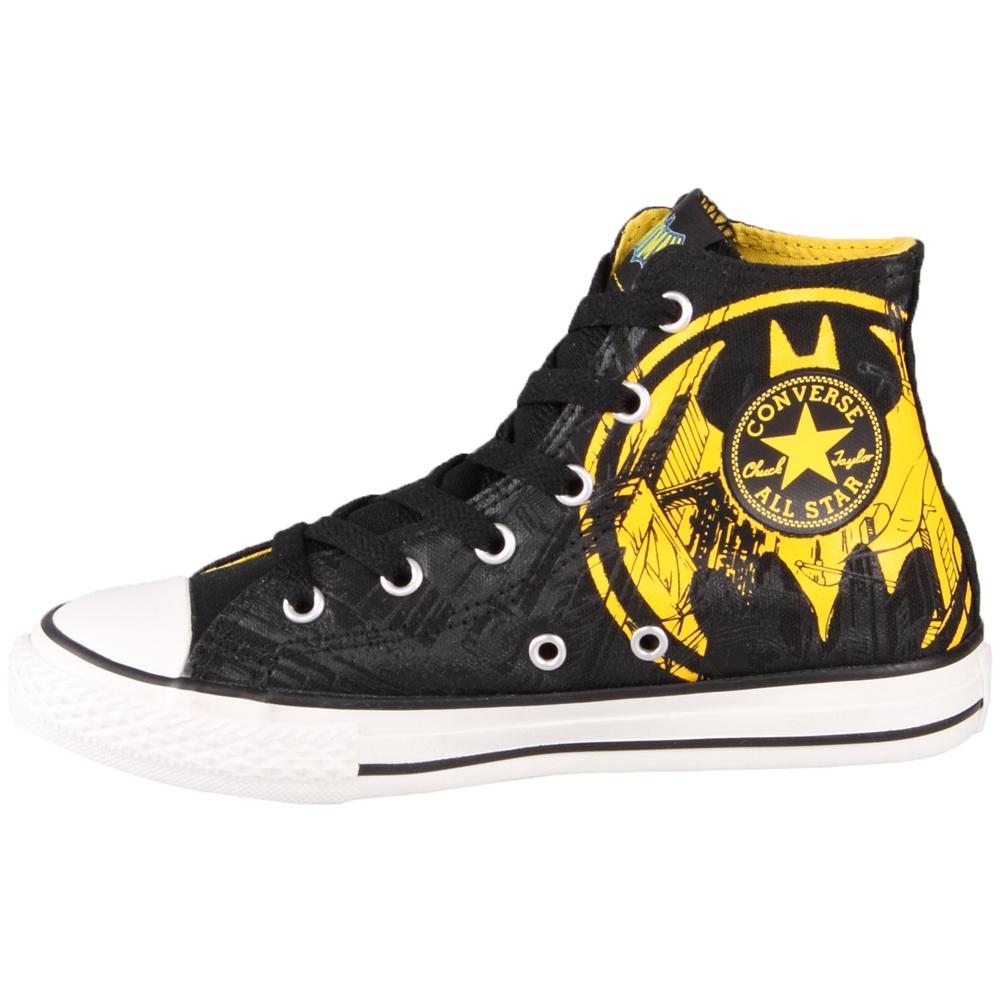 Kids Batman Converse Shoes