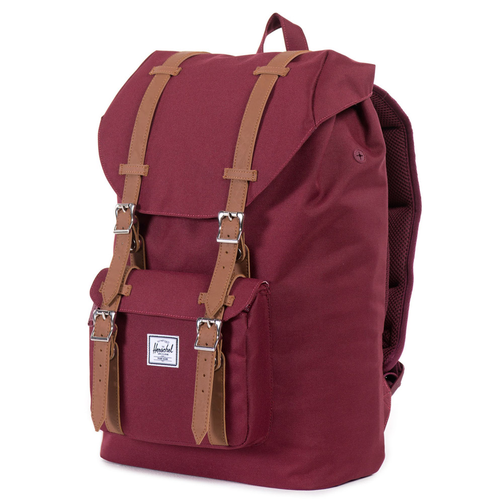 0b7743eae2c Buy Cheap Herschel Little America Mid Volume Backpack