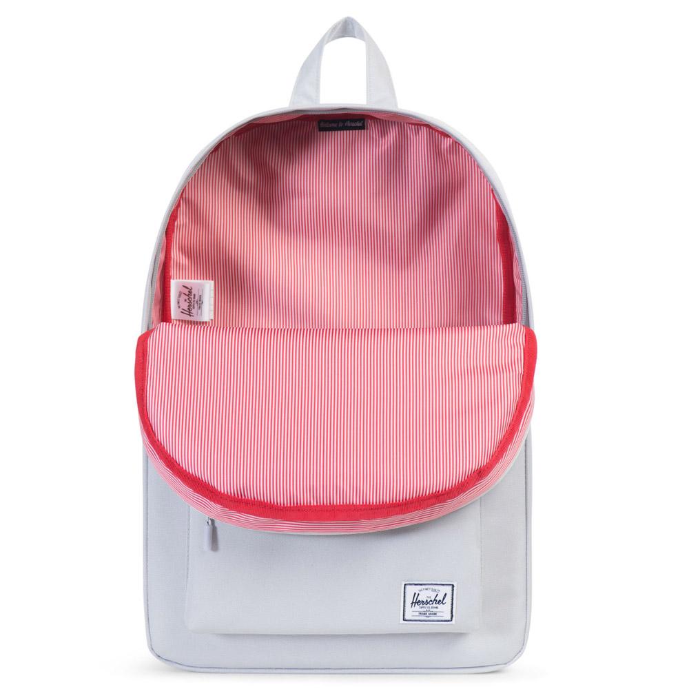 herschel classic backpack mid volume review