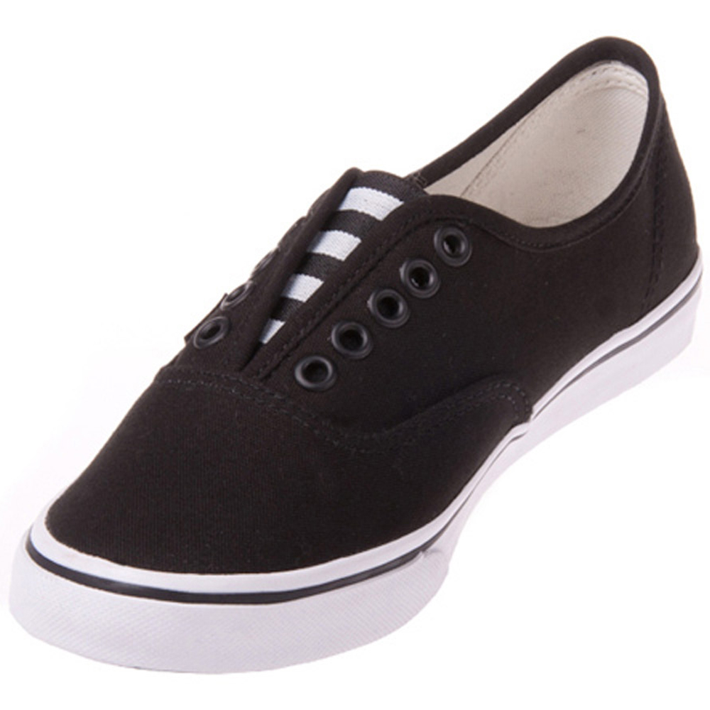 da27ad35c7 Vans VN-0JWJBLK Authentic Lo Pro Gore Black True White.