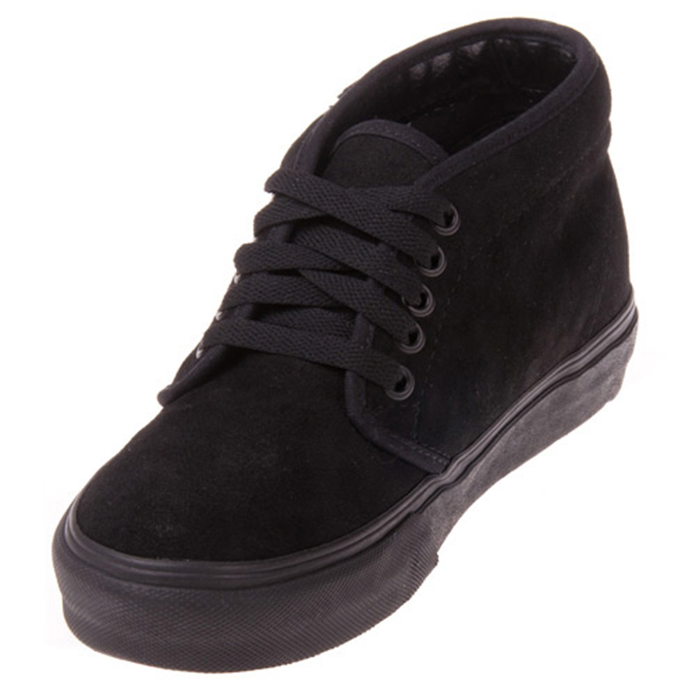 bca17a5508 Vans VN-Chukka Boot Black Black Boots