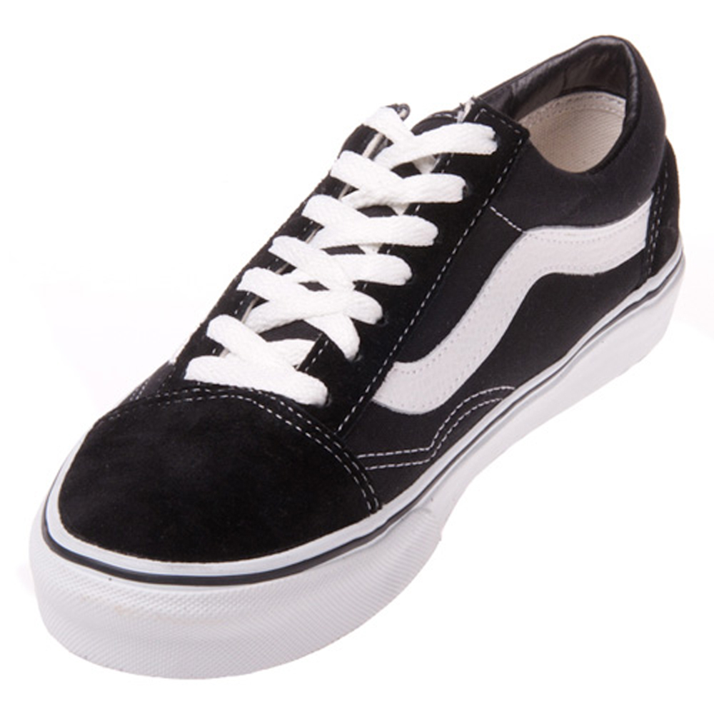 Vans Vn 0d3hy28 Black Old Skool Shoes Free Shipping Wtihin Canada