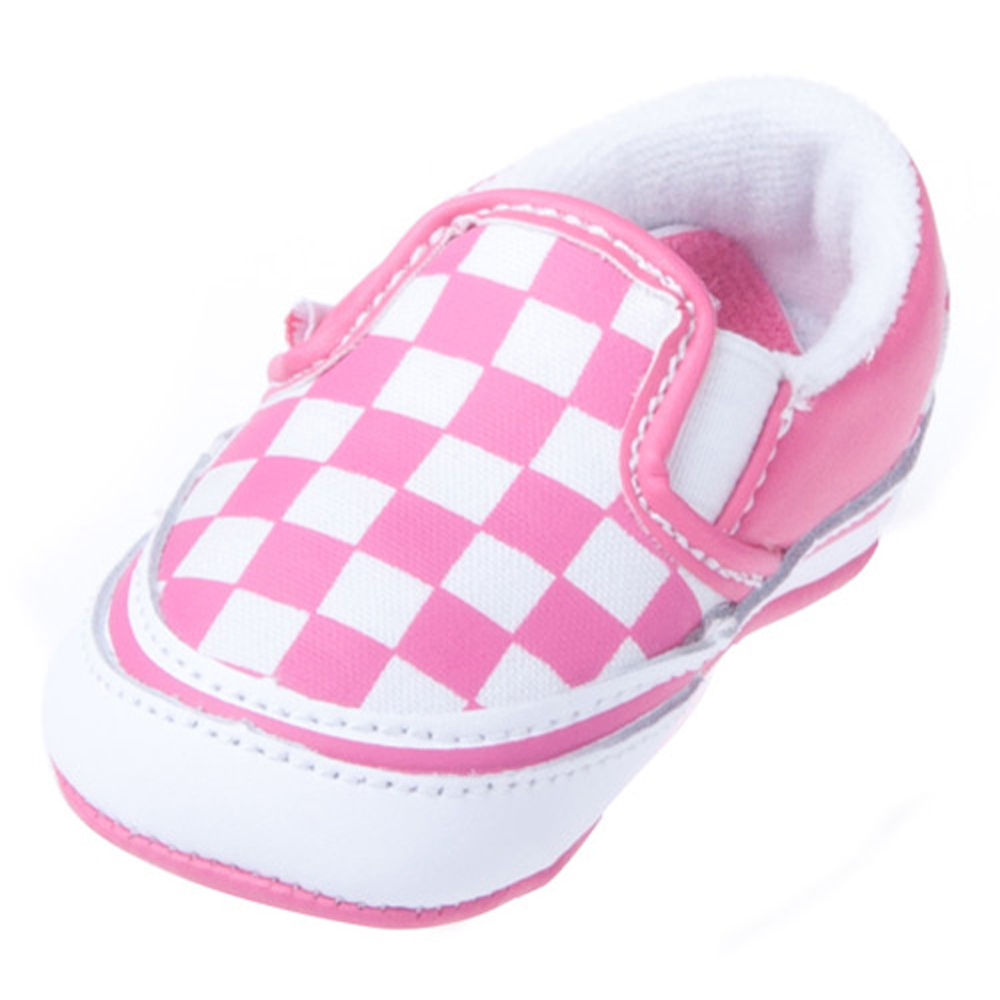 eb5db52ab4 Vans VN-0KWKL8K Infant Classic Slip On Hearts Pink