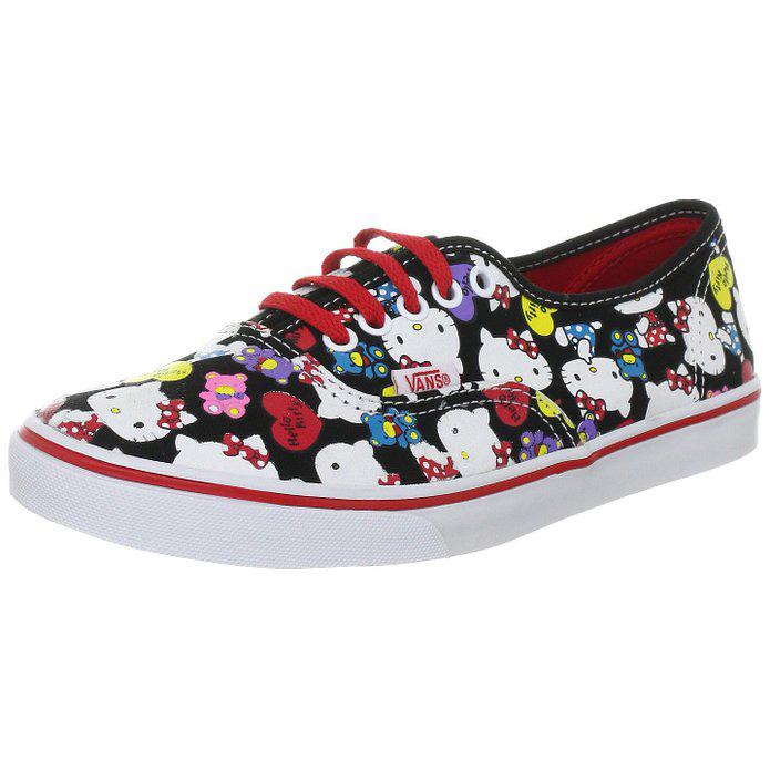 cb637242c8 Vans Authentic Lo Pro Hello Kitty Shoe