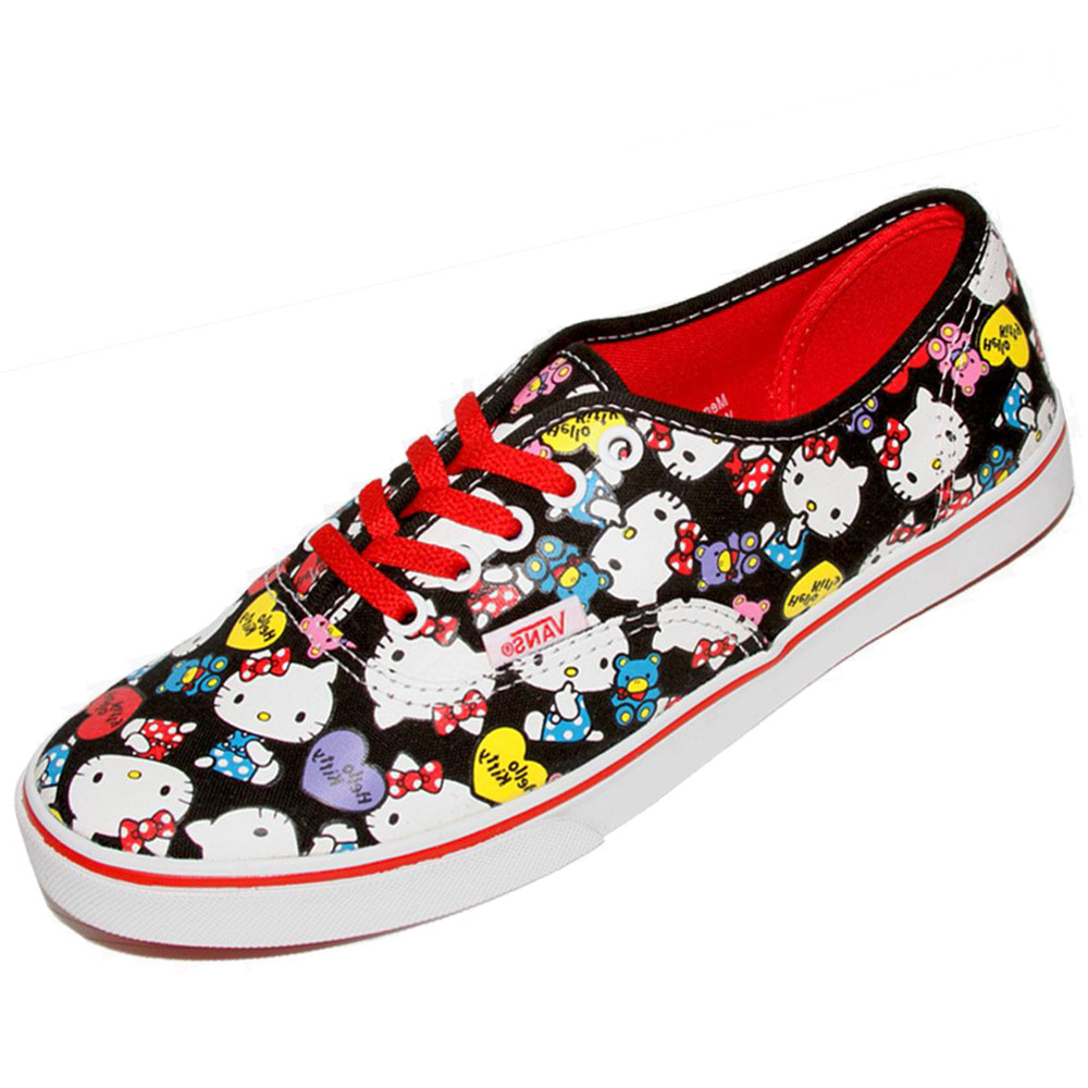 vans hello kitty