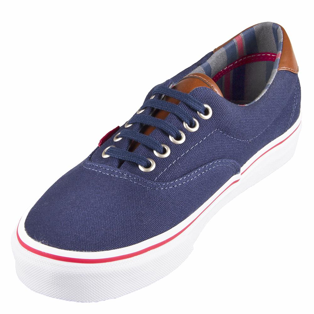 5b37b44a1a4 Vans VN-0UC68IH U ERA 59 Navy Stripes Shoes