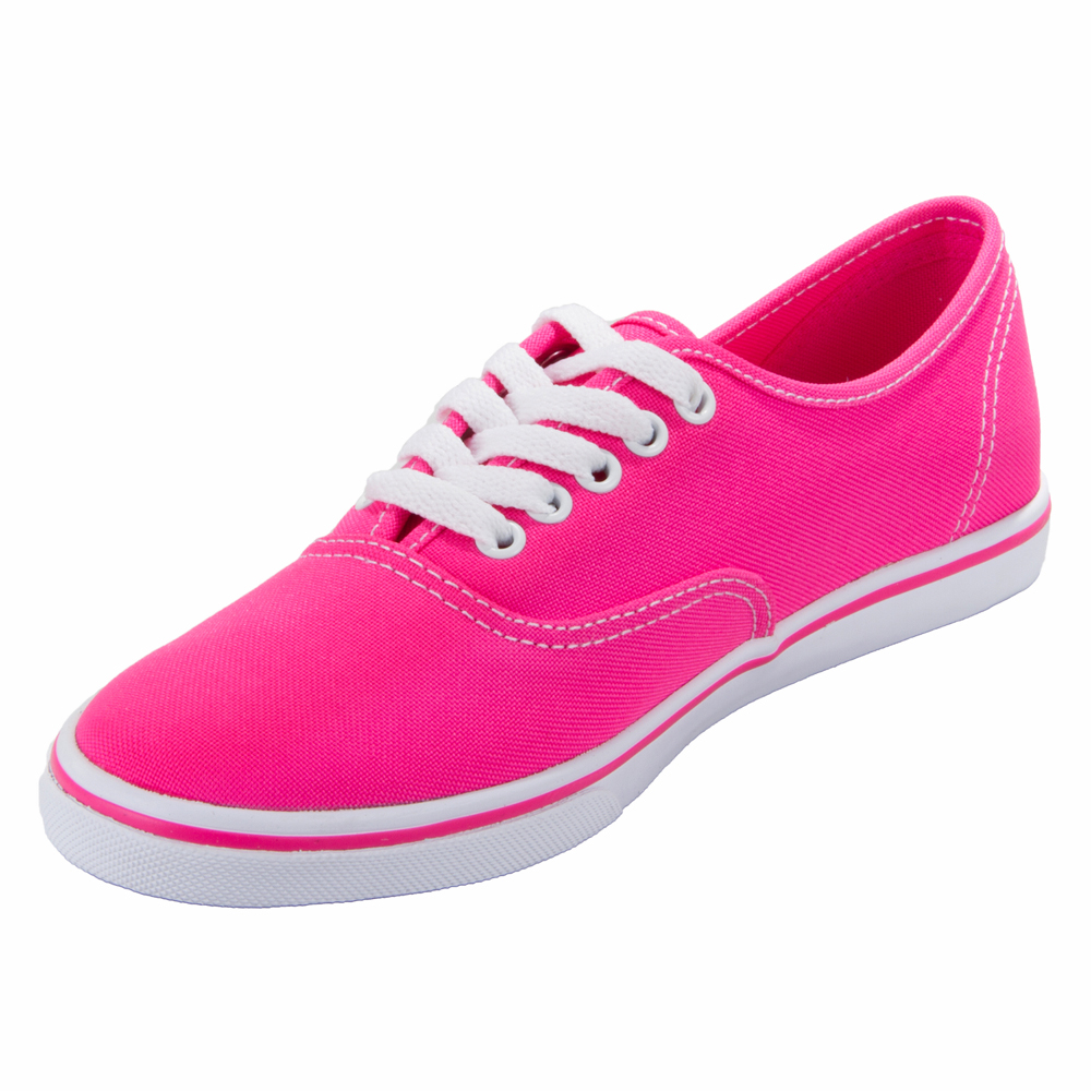 6d56daade0 Vans VN-0T9NB9V Authentic LO Pro Neon Pink Glo