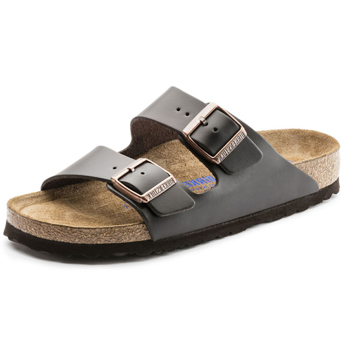 61df8e4ee620 Buy Cheap Birkenstock Arizona Smooth Leather Soft Footbed ...