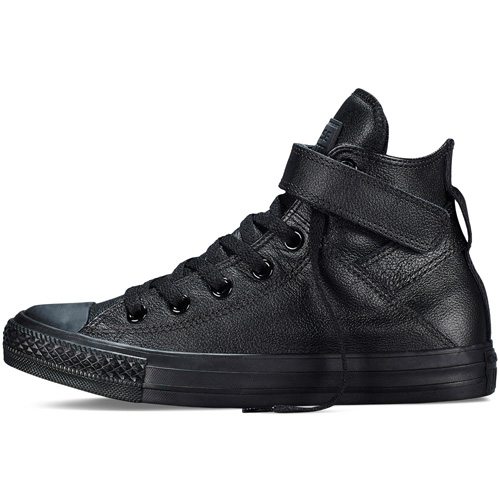 Converse Womens Chuck Taylor All Star Brea Leather Shoe