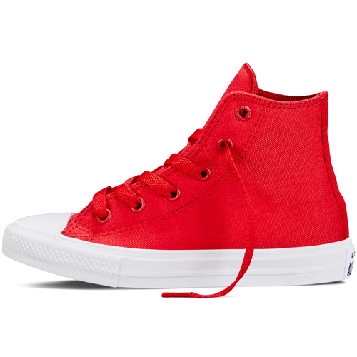 Converse Youth Chuck Taylor II Tencel Hi Top Shoe