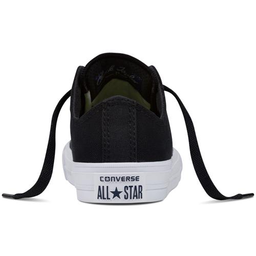 Converse Youth Chuck Taylor II Tencel Low Top Shoe