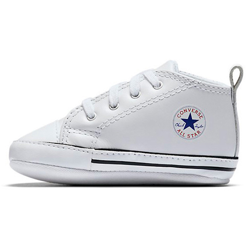 Buy Cheap Converse Chuck Taylor First Star Leather Infant |