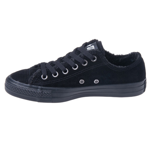 Converse Chuck Taylor Suede Leather Low Top Shoe