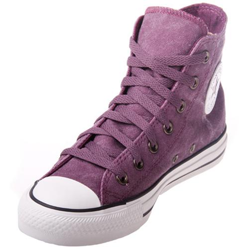 Converse Chuck Taylor Spec Hi Top Suede Shoe