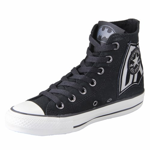 Converse Chuck Taylor Batman Hi Top Shoe