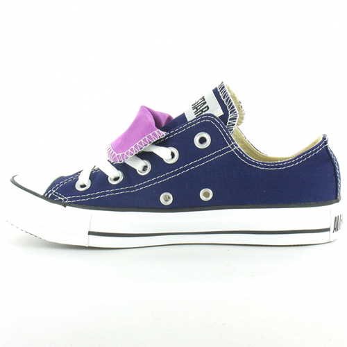 Converse Chuck Taylor Double Tongue Low Top Shoe