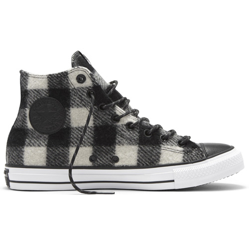 Converse Chuck Taylor All Star Woolrich Hi Shoe