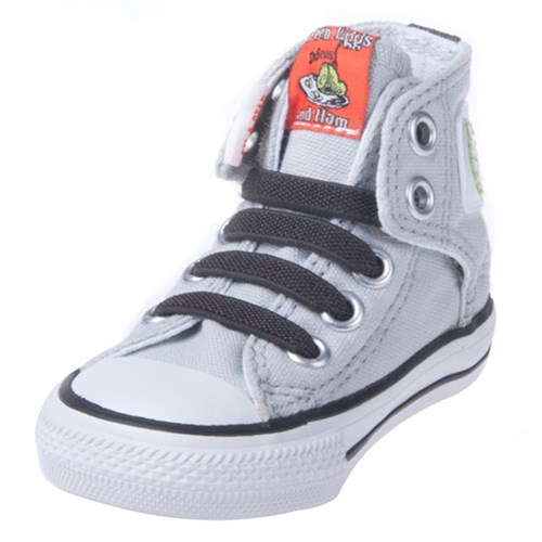 Converse Chuck Taylor Dr. Suess Slip Toddler Shoe