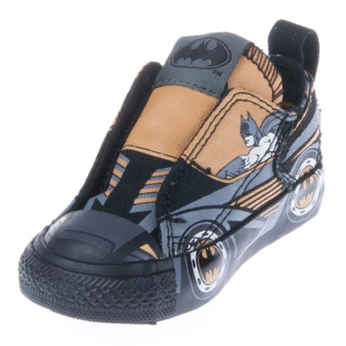 Converse Chuck Taylor Batman Simple Slip Toddler Shoe