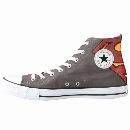 Converse Chuck Taylor All Star Street Superman Print Shoe