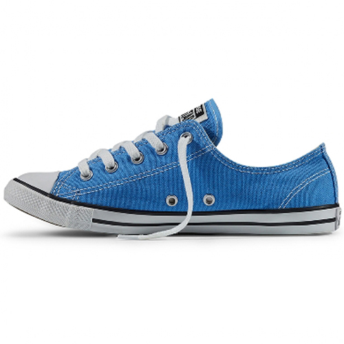 Converse Chuck Taylor Womens Dainty Low Top Shoe