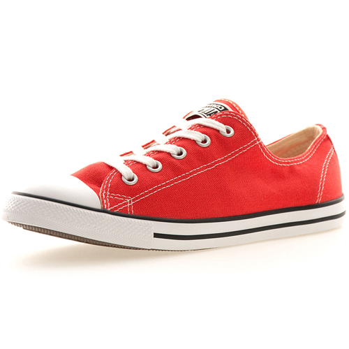 Converse Chuck Taylor Womens Dainty Ox Carnival Low Top Shoe