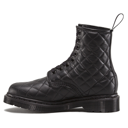 Dr. Martens Quilted 8 Eye Boot