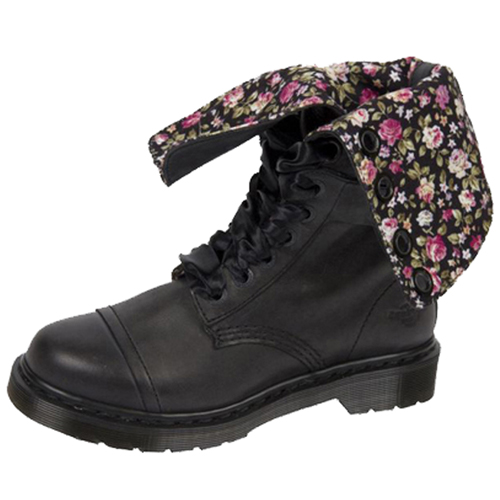 Dr. Martens 14 Eye Darkend Mirage Boot