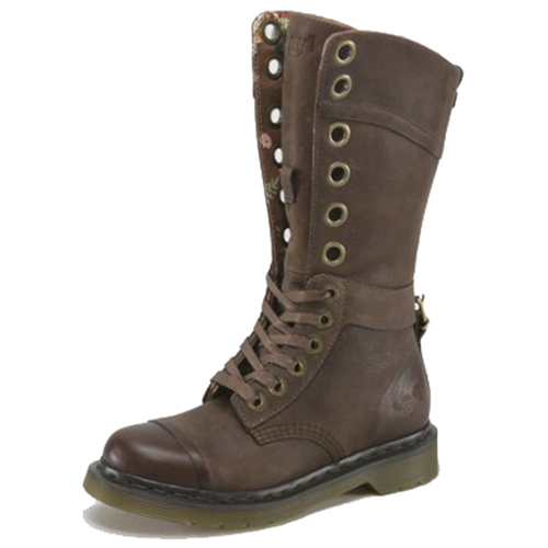 Dr. Martens 14 Eye Polished Wyoming Boot