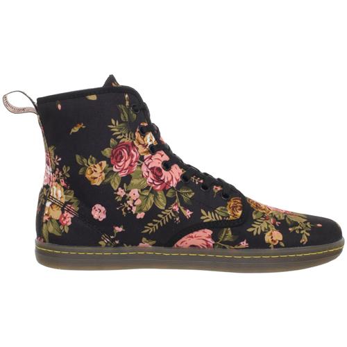 Dr. Martens 7 Eye Victorian Flowers Boot