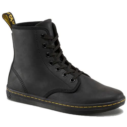 Dr. Martens 7 Eye Greasy Lamper Boot