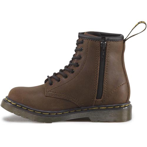 Dr. Martens Youth Brooklee Burnished Wyoming Boot