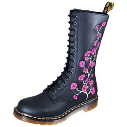 Dr. Martens 4 Eyelet 1G21 Softy Boot