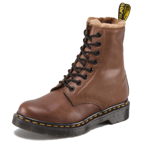 Dr. Martens Polished Mirage 8 Eye Boot