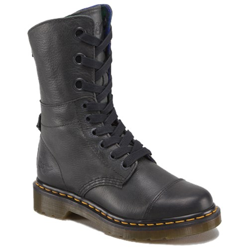 Dr. Martens Mirage 9 Eye Toe Cap Boot
