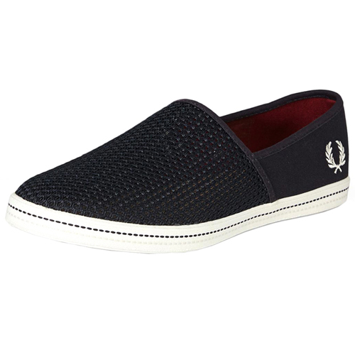 Fred Perry Kingston Stampdown Mesh Shoe