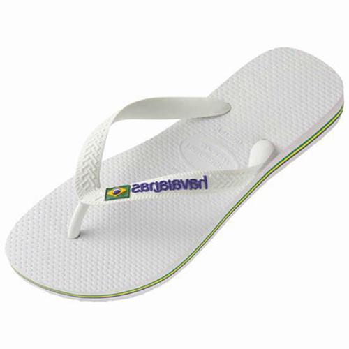 Havaianas Brasil Logo Flip Flop