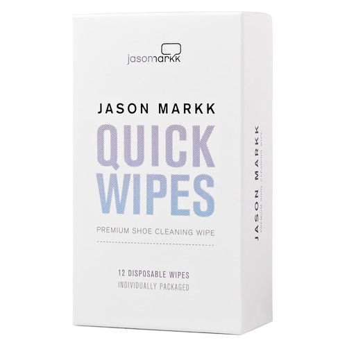 Jason Markk Quick Wipes -12 Pack