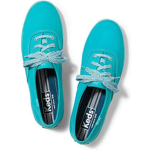 Keds Champion Sweater Lace Canvas Shoe