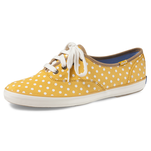 Keds Champion Sweater Dot Canvas Shoe