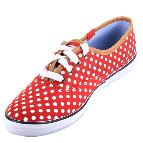 Keds Champion Dot Printed Shoe
