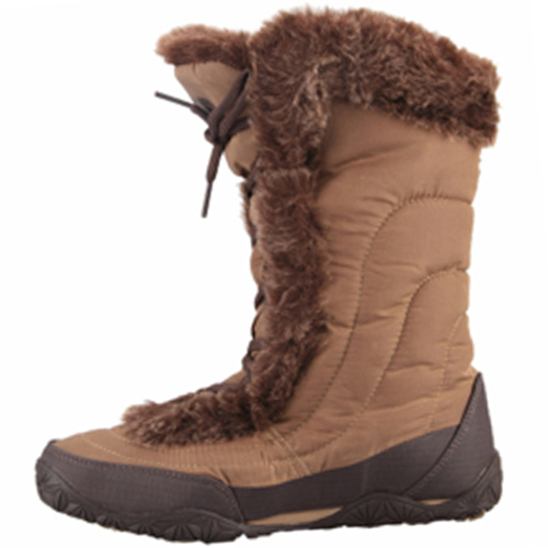 North Face Demitasse Nuptse Fur IV Boot
