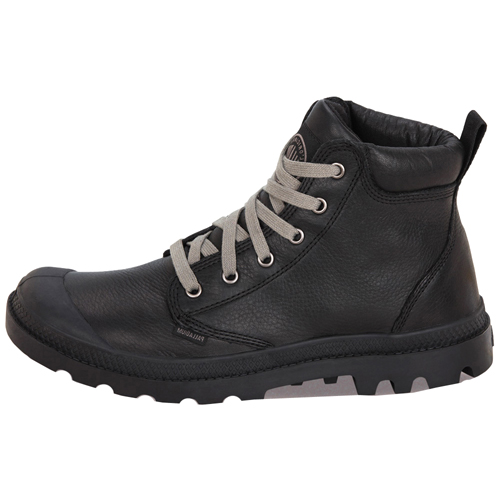 Palladium Pampa Hi Cuff Lea Boot